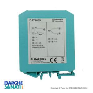 ترانسمیتر دما ریل مونت داتکسل ایتالیا مدل DAT2055