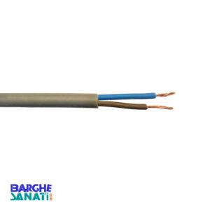 کابل ابزار دقیق 2x0.35 با روکش PVC برند مانیاد